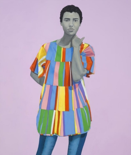 Amy Sherald, African American Art, African American Artist, Black Artist, KOLUMN Magazine, KOLUMN, KINDR'D Magazine, KINDR'D