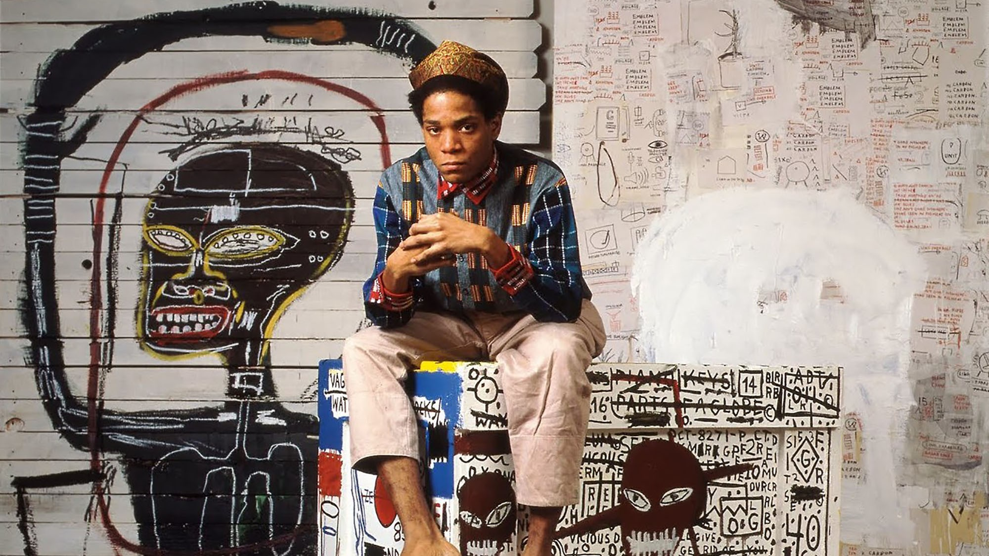 Basquiat, African American Art, Black Art, Brooklyn Museum, KINDR'D Magazine, KINDR'D, KOLUMN Magazine, KOLUMN