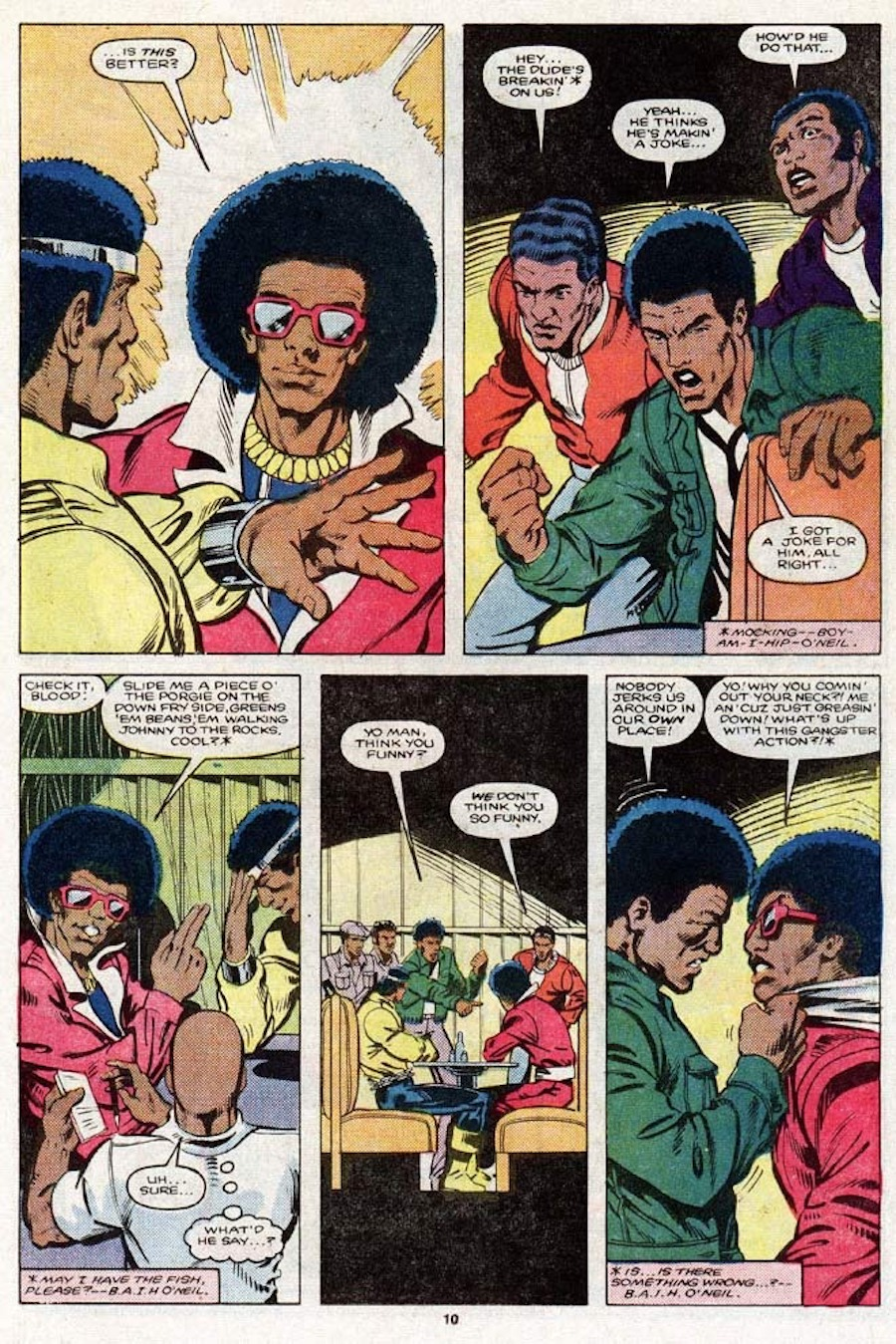 Black Comics, Black Superheroes, African American Author, Black Author, African American Cinema, Black Cinema, Christopher Priest, KINDR'D Magazine, KINDR'D, KOLUMN Magazine, KOLUMN