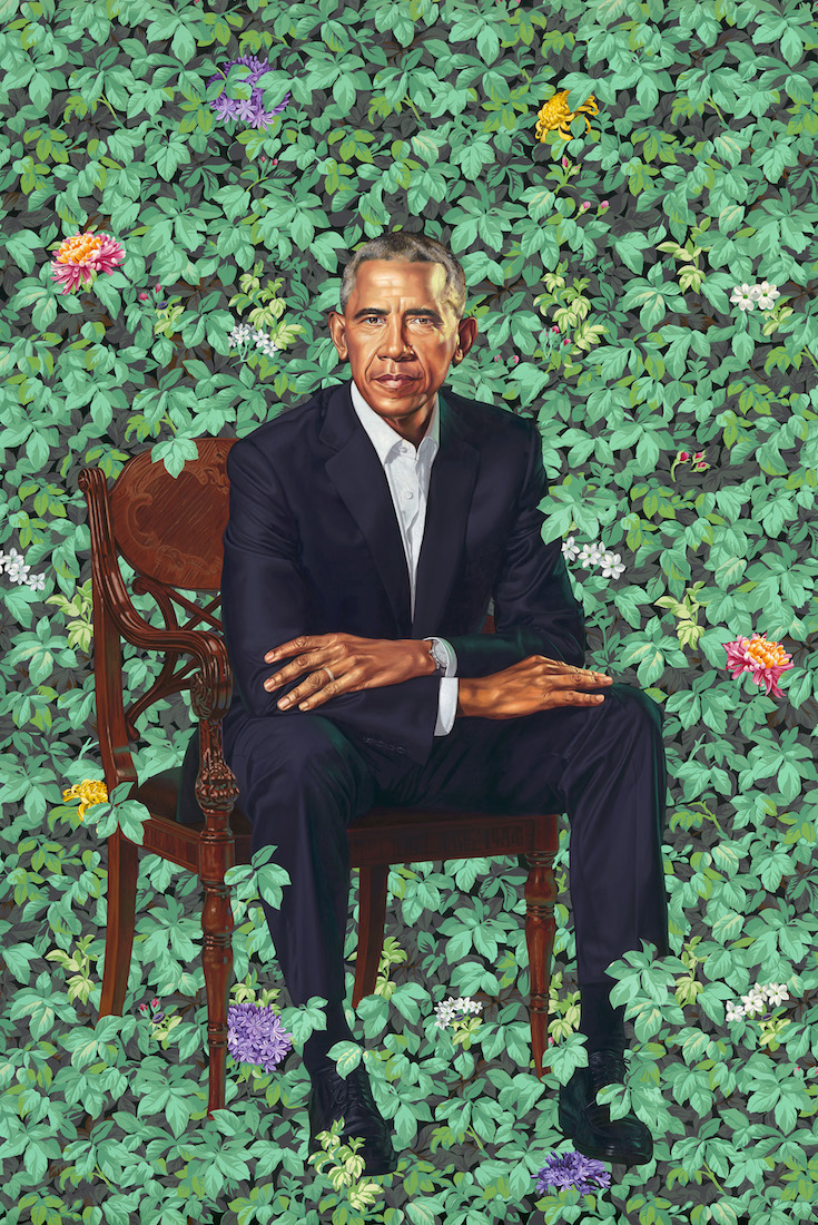 Kehinde Wiley, Amy Sherald, African American Artist, Black Artist, African American Art, Black Art, Barack Obama, Michelle Obama, KINDR'D Magazine, KINDR'D, KOLUMN Magazine, KOLUMN