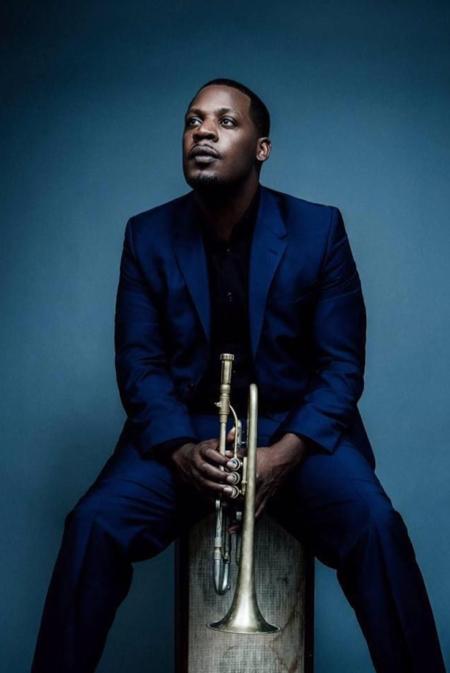 Keyon Harrold, Blvck Spvde, St. Louis Jazz, St. Louis Music, African American Music Artist, African American Jazz, Jazz, KINDR'D Magazine, KINDR'D