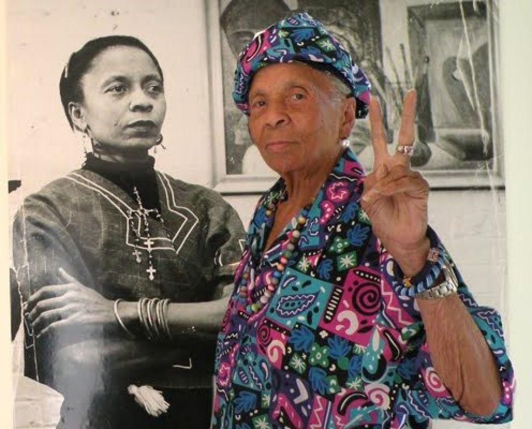 African American Art, African American Artist, Black Art, African American Art Museum, Margaret Burroughs, DuSable Museum, Chicago Museum, KOLUMN Magazine, KOLUMN, KINDR'D Magazine, KINDR'D