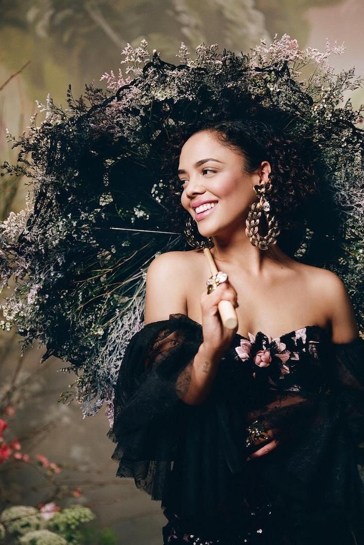 Rodarte, African American Fashion, African American Fashion Designer, Tessa Thompson, Chloe x Halle, KINDR'D Magazine, KINDR'D, KOLUMN Magazine, KOLUMN