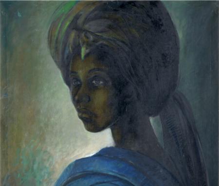 African Art, African Mona Lisa, Ben Enwonwu, Adetutu Ademiluyi, KINDR'D Magazine, KINDR'D, KOLUMN Magazine, KOLUMN