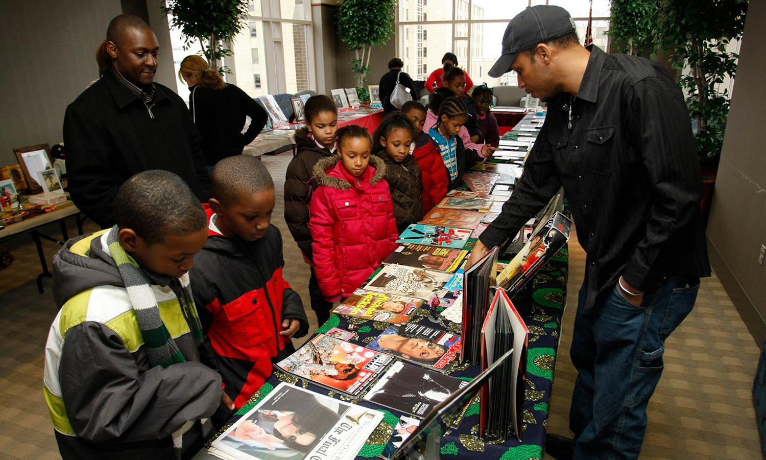 Black History 101 Mobile Museum, American Museum, African American Museums, African Museums, Cultural Museums, KINDR'D Magazine, KINDR'D