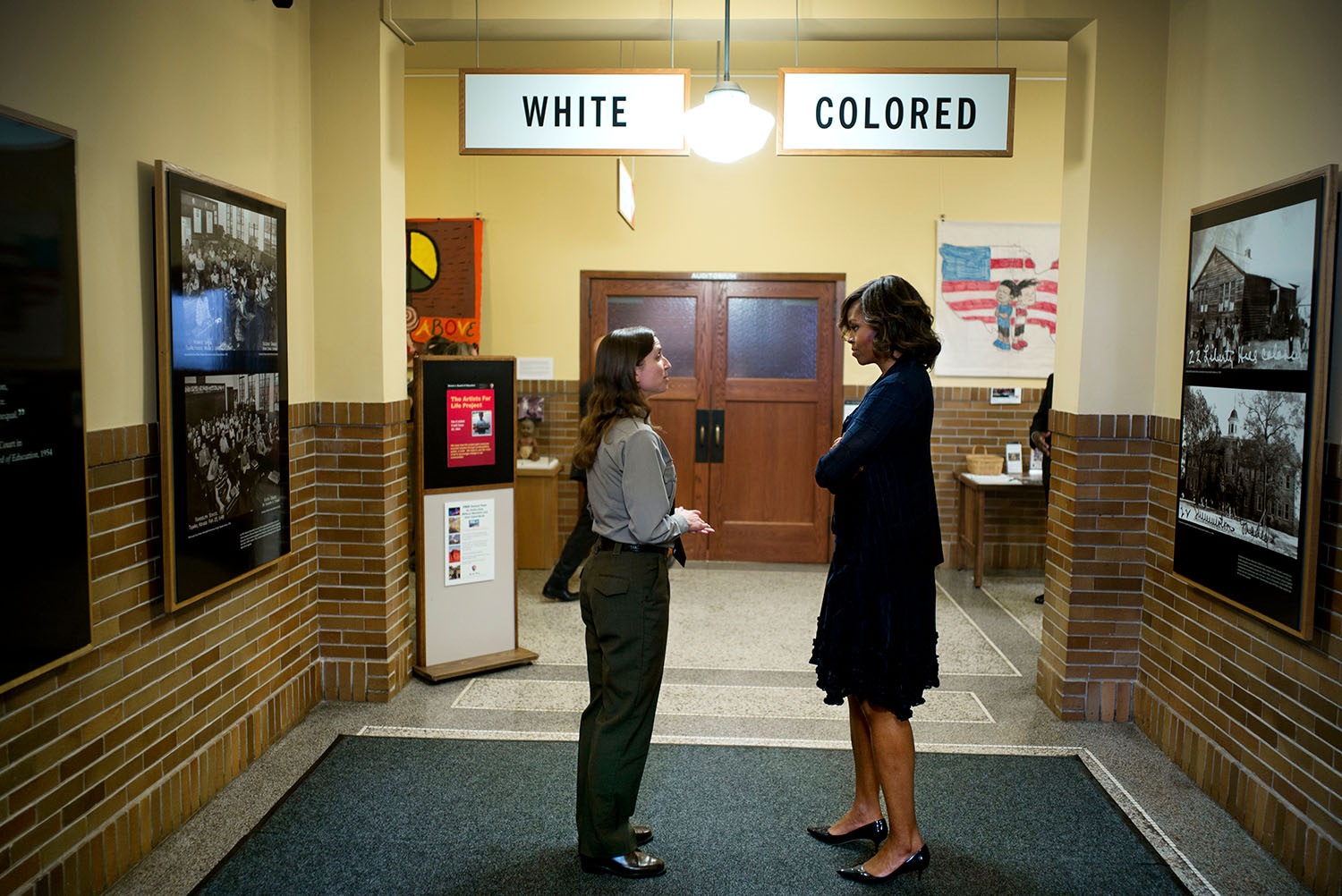 Brown v. Board of Education National Historic Site, American Museum, African American Museums, African Museums, Cultural Museums, KINDR'D Magazine, KINDR'D