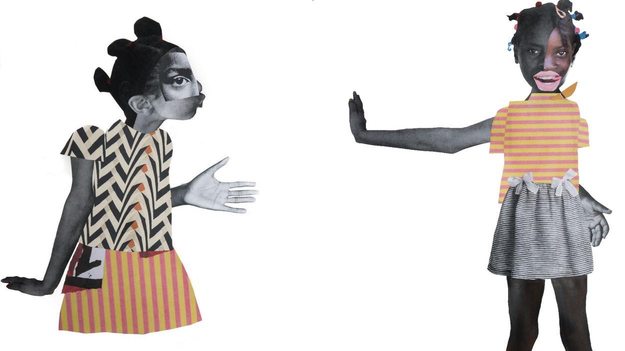 African American Art, African American Artist, Deborah Roberts, Studio Museum of Harlem, KINDR'D Magazine, KINDR'D, KOLUMN Magazine, KOLUMN