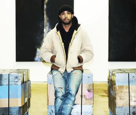 Hugo McCloud, African American Artist, Black Artist, African American Art, Black Art, KINDR'D Magazine, KINDR'D, KOLUMN Magazine, KOLUMN