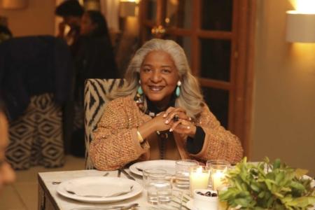 Meryanne Loum-Martin, Jnane Tamsna, Morocco, African American Travel, Black Travel, Black-Owned Resort, KINDR'D Magazine, KINDR'D