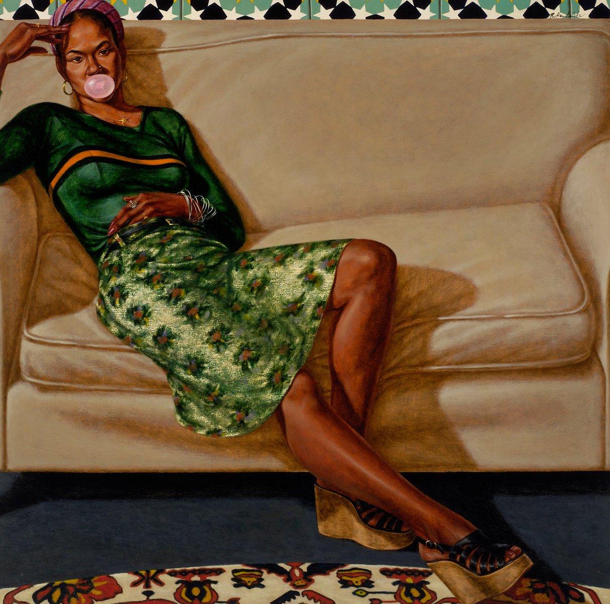 Kerry James Marshall, African American Art, Black Art, African American Artist, Black Artist, Amy Sherald, Race, KOLUMN Magazine, KOLUMN, KINDR'D Magazine, KINDR'D