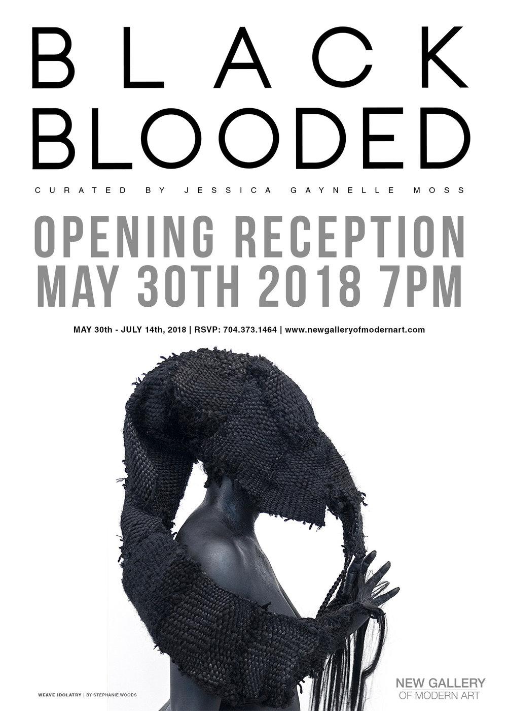 Black Blooded, New Museum Of Modern Art, Jessica Gaynelle, KINDR'D Magazine, KINDR'D, KOLUMN Magazine, KOLUMN
