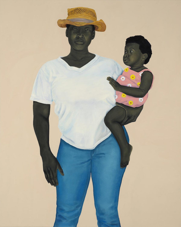 Amy Sherald, African American Art, Black Art, Black Identity, KINDR'D Magazine, KINDR'D, KOLUMN Magazine, KOLUMN