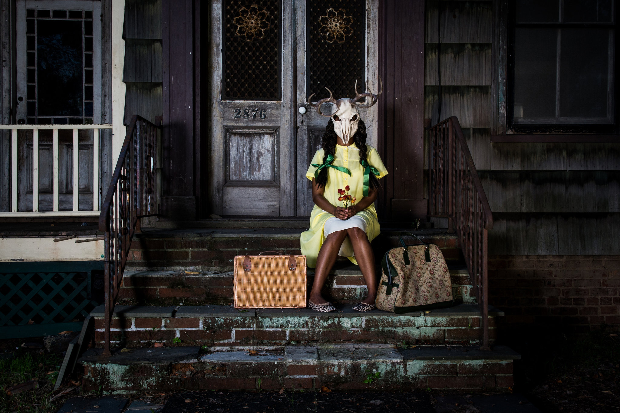 African American Art, Black Art, Allison Janae Hamilton, KINDR'D Magazine, KINDR'D, KOLUMN Magazine, KOLUMN, Willoughby Avenue