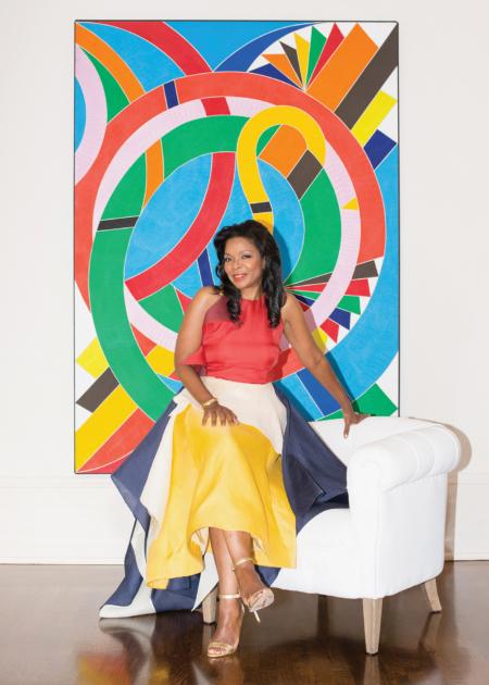 African American Art, Black Art, Pamela Joyner, KOLUMN Magazine, KOLUMN, KINDR'D, KINDR'D Eyes, Willoughby Avenue, Wriit,